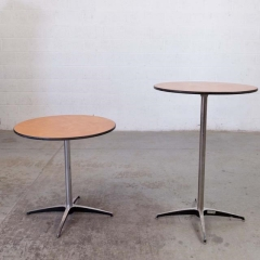 Where to rent TABLES, ROUND 30  PEDESTAL TOP in Camarillo CA