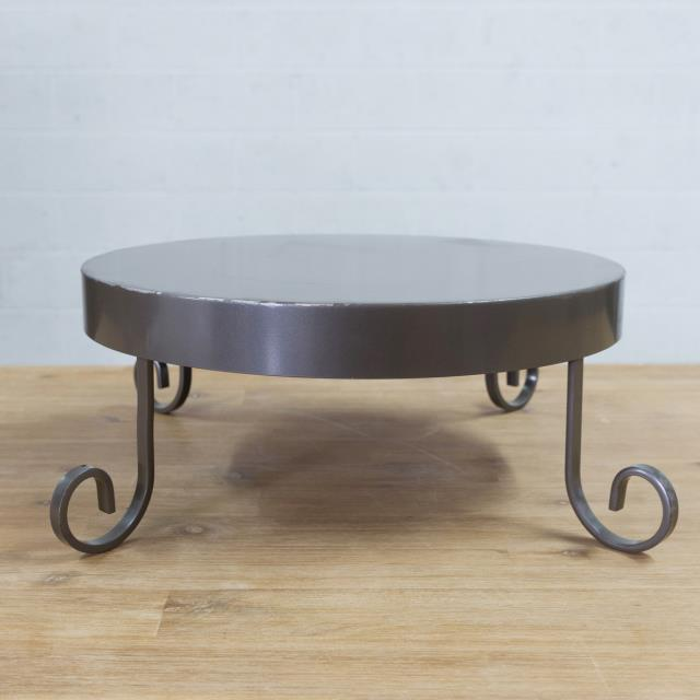Where to find CAKE STAND, BROWN ROUND 18 in Camarillo