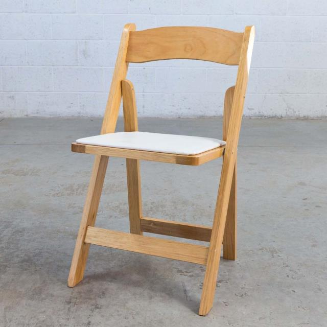 Where to find CHAIRS, FOLDING NATURAL WOOD in Camarillo