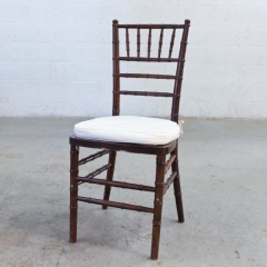 Where to rent CHAIRS, CHIAVARI FRUITWOOD in Camarillo CA