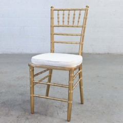 Where to rent CHAIRS, CHIAVARI GOLD in Camarillo CA