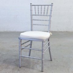 Where to rent CHAIRS, CHIAVARI SILVER in Camarillo CA