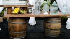 Where to rent WINE BARREL, WOOD RISER 15x48 in Camarillo CA