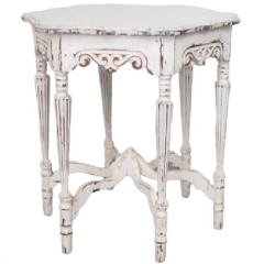 Rental store for VINTAGE, SIDE TABLE SHABBY CHIC 29  RD in Camarillo CA