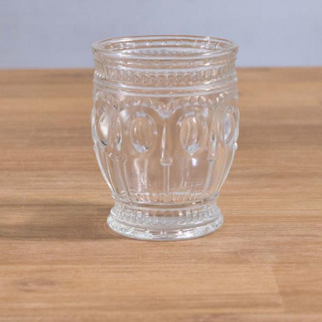 Where to find GLASS, ORNATE TUMBLER 10 OZ. in Camarillo