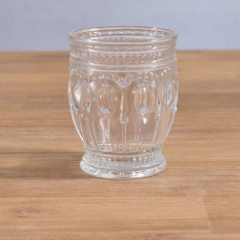 Rental store for GLASS, ORNATE TUMBLER 10 OZ. in Camarillo CA