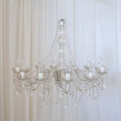Rental store for LIGHT, CHANDELIER BEADED 12 LT in Camarillo CA