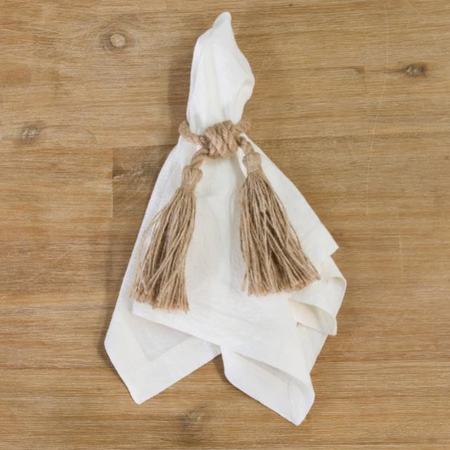 Where to find NAPKIN RING, JUTE TASSEL in Camarillo