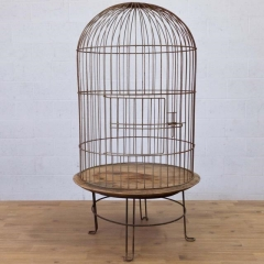 Rental store for VINTAGE, BIRD CAGE WITH STAND in Camarillo CA