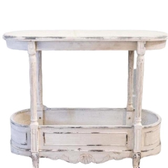 Rental store for VINTAGE, TABLE SHABBY CHIC OVAL in Camarillo CA