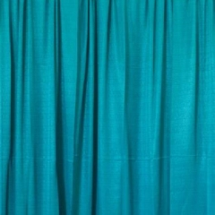 Rental store for DRAPERY,  8  TEAL CLOTH,  NO FRAME in Camarillo CA