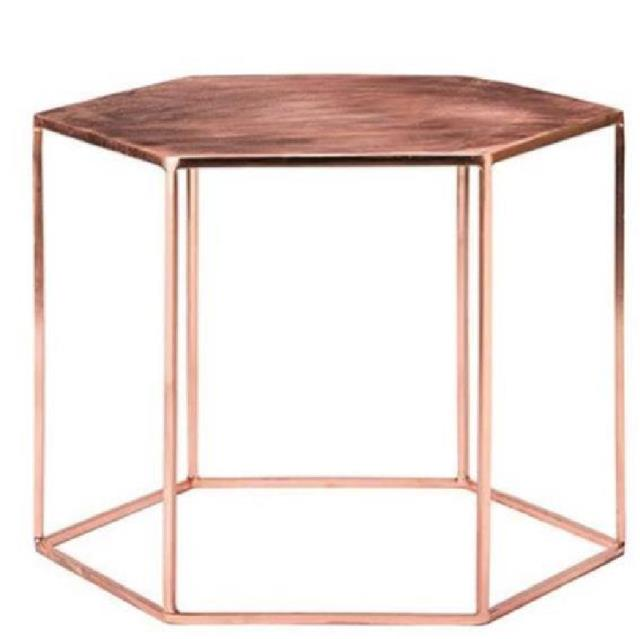 Where to find LOUNGE, TABLE SIDE COPPER HEXAGON in Camarillo