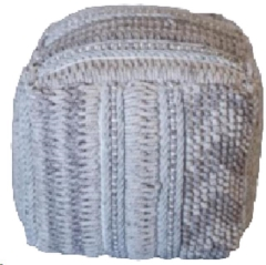 Rental store for LOUNGE, POUF NUBBY WEAVE in Camarillo CA