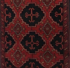 Rental store for LOUNGE, RUG 2.5  x 5  RED MEDALLION RUNN in Camarillo CA