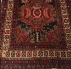 Rental store for LOUNGE, RUG 4  x 7  TURKISH RED   BLK in Camarillo CA