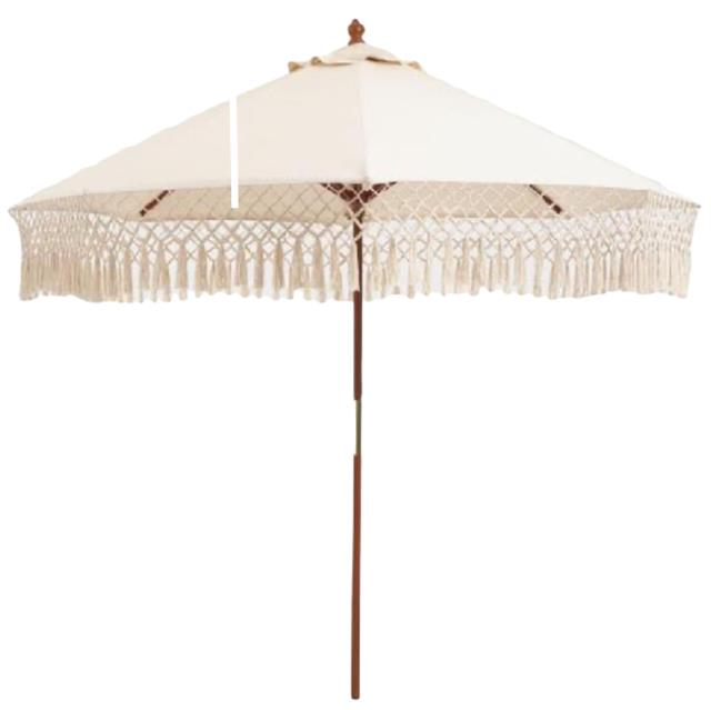 Where to find UMB, PARASOL, 8  IVORY W  TASSEL in Camarillo