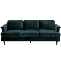 Rental store for LOUNGE, SOFA PORTER FOREST GREEN in Camarillo CA