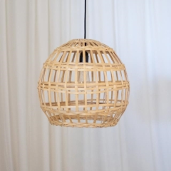 Rental store for LIGHT, RATTAN PENDANT ROUND in Camarillo CA