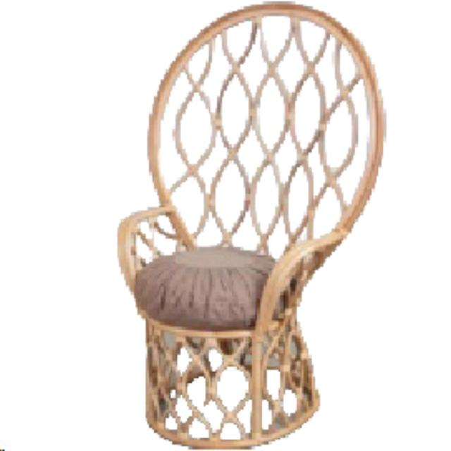 Where to find LOUNGE, CHAIR PEACOCK CANE RATTAN in Camarillo