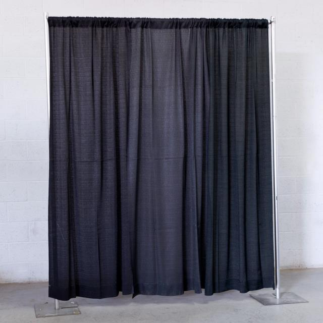 Where to find DRAPE KIT,  8  BLACK CLOTH   FRAME in Camarillo