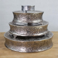 Rental store for ANTIQUE SILVER CAKE STANDS in Camarillo CA