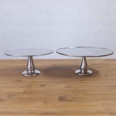 Rental store for SILVER CAKE STANDS in Camarillo CA