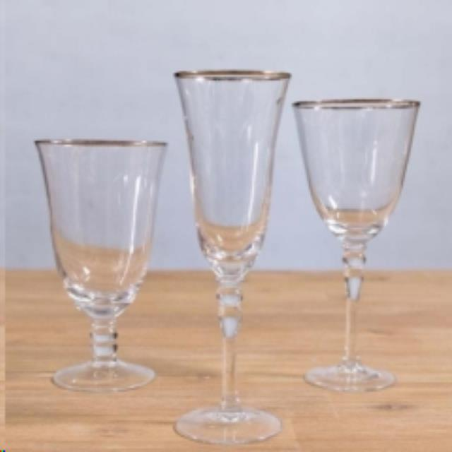 Where to find SILVER RIM GLASSWARE in Camarillo