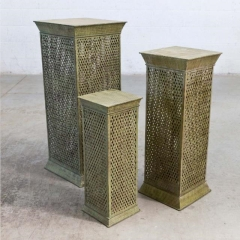Rental store for GREEN IRON PEDESTALS in Camarillo CA