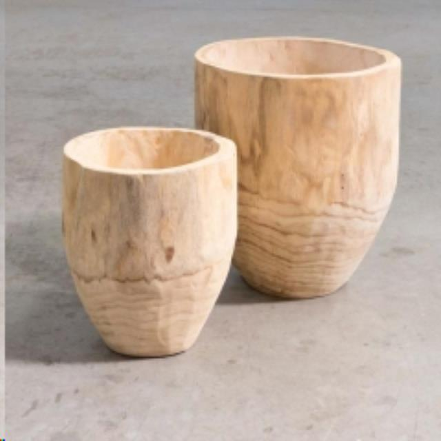 Where to find RAW WOOD VASES in Camarillo