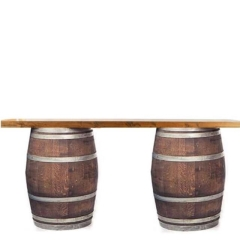 Rental store for WINE BARREL TABLE   BAR KIT in Camarillo CA