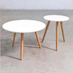 Rental store for WHITE MIDCENTURY SIDE TABLES in Camarillo CA