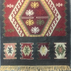 Rental store for LOUNGE, RUG 2.8  x 10  TRIBAL RUNNER in Camarillo CA