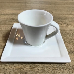 Rental store for WHITE ESPRESSO CUP AND SAUCER in Camarillo CA