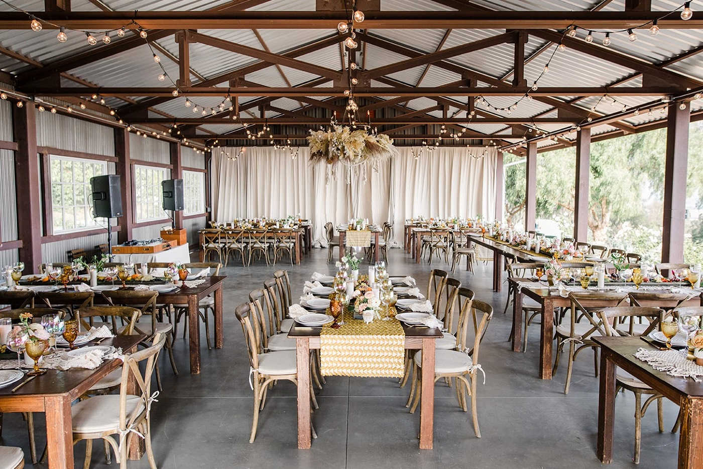 Wedding Rentals in Ventura County, Santa Barbara, and Los Angeles